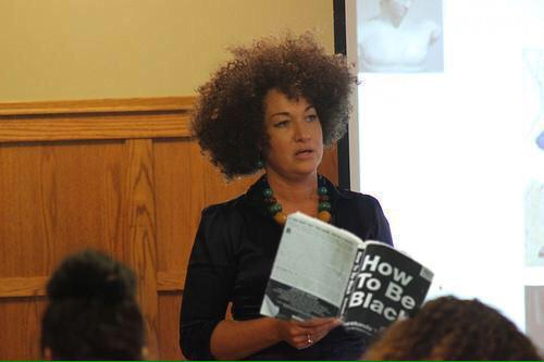 Rachel Dolezal - How To Be Black