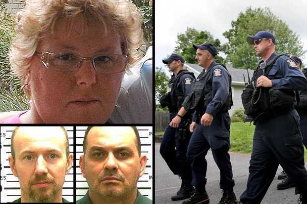 Joyce Mitchell, Richard Matt, David Sweat