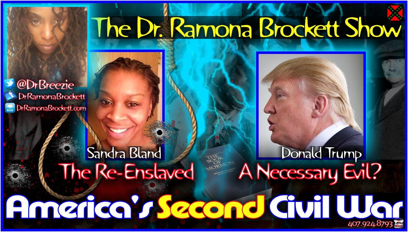 America's Second Civil War! - The Dr. Ramona Brockett Show