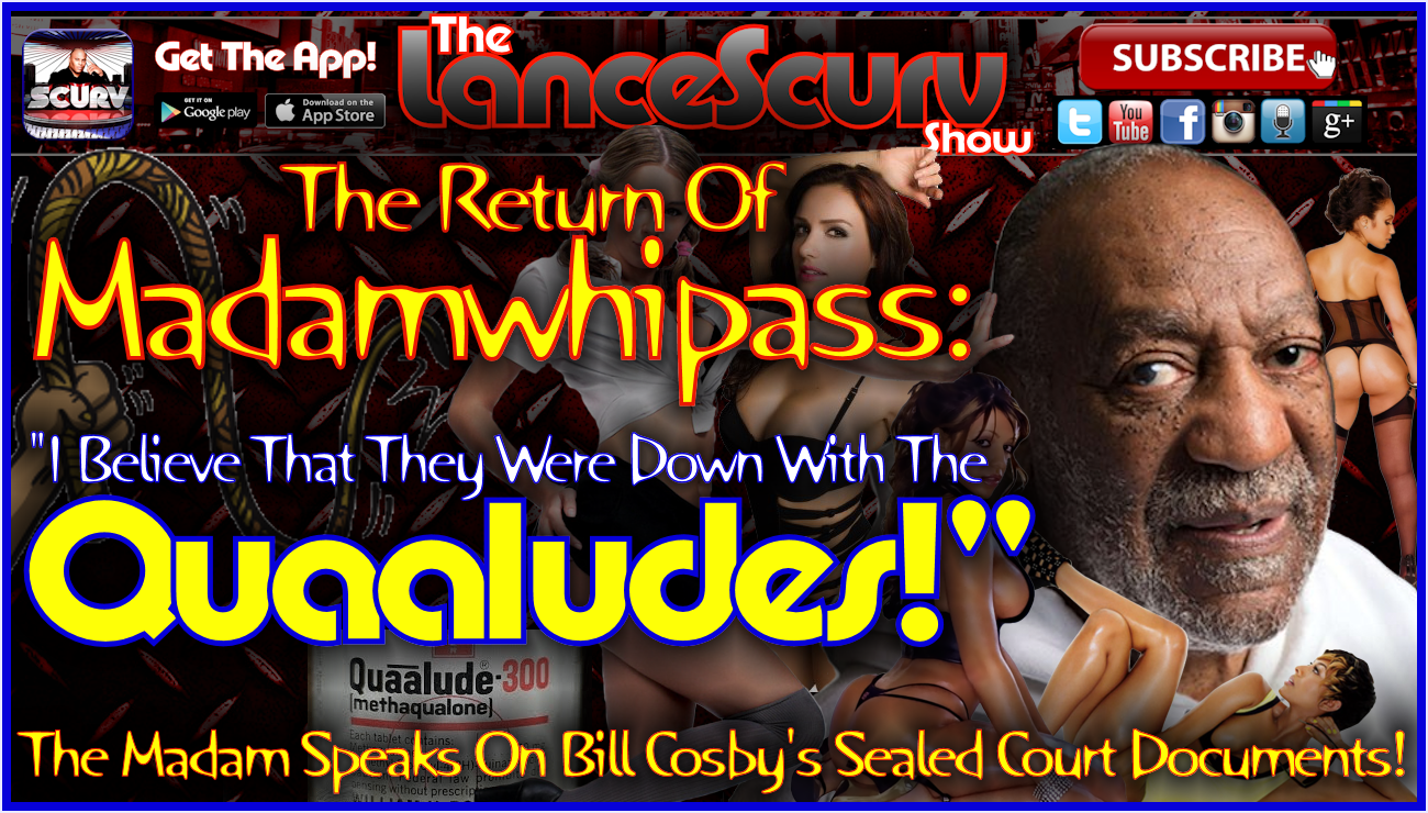 Madamwhipass On Bill Cosby's Accusers: