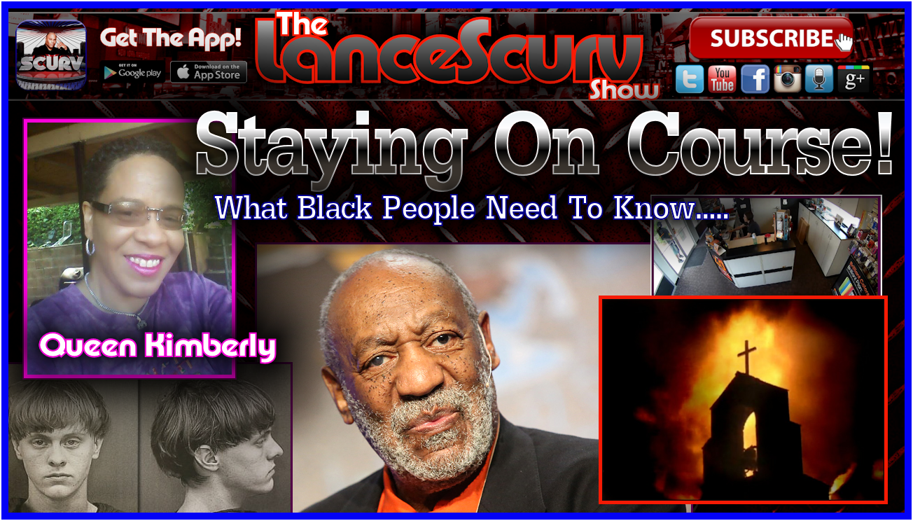 Staying The Course: What Black People Need To Know! - Queen Kimberly Santana