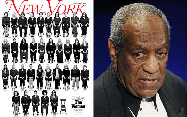 New York Magazine - Bill Cosby's 35 Accusers