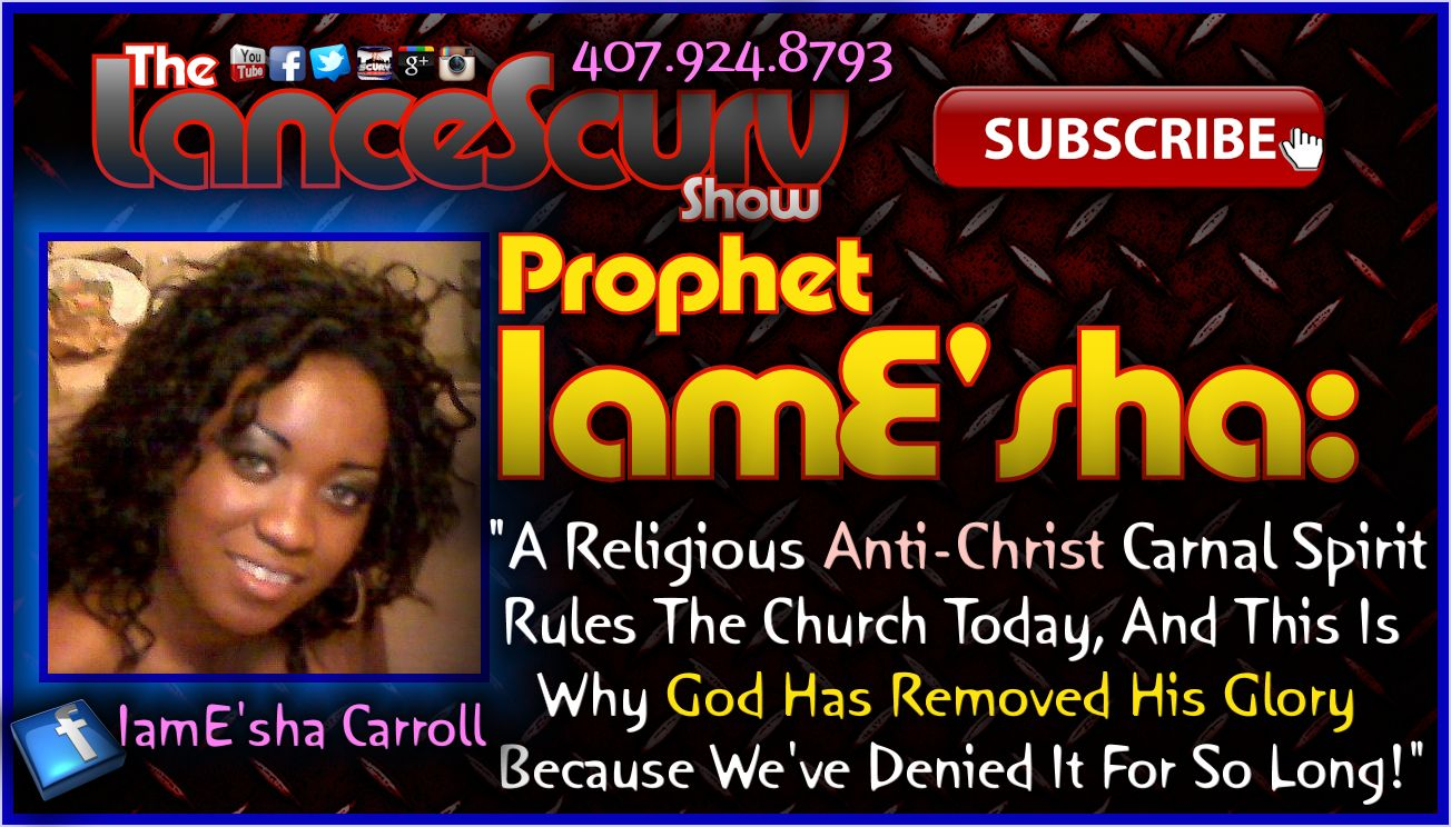 Prophet IamE'sha: