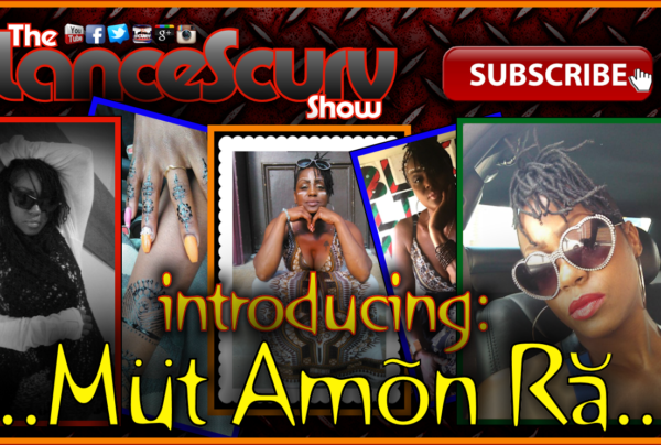Introducing: Mut Amon Ra – The LanceScurv Show