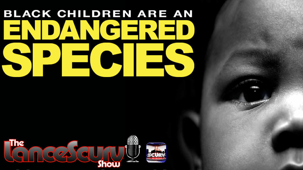 Burned Black Churches & Aborted Black Fetuses: Where's The Outcry? - The LanceScurv Show