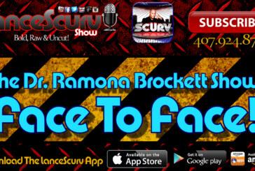 The Dr. Ramona Brockett Show Face To Face! – # 1