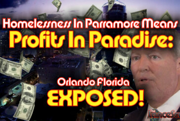 Homelessness In Parramore Means Profits In Paradise: Orlando Florida EXPOSED! – The LanceScurv Show