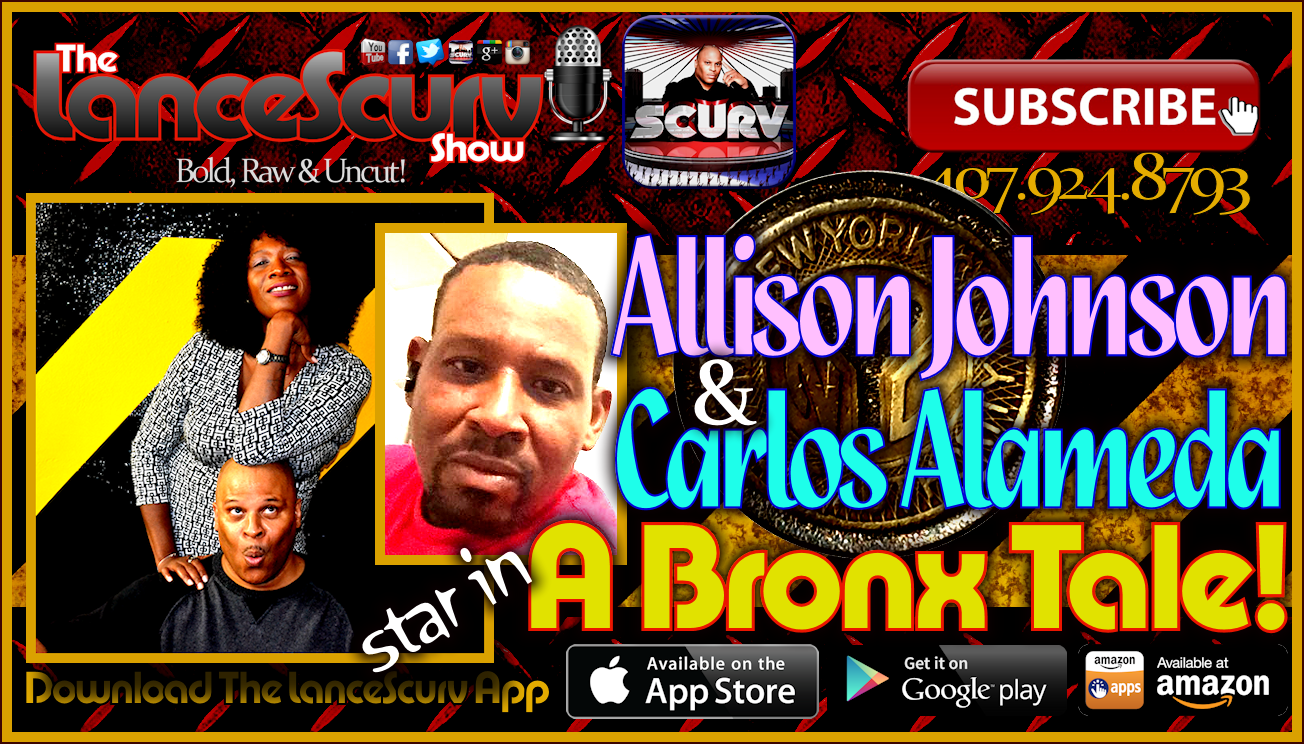 A Bronx Tale! - The LanceScurv Show
