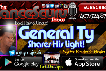 Psychic Healer General Ty Shares His Light! – The LanceScurv Show