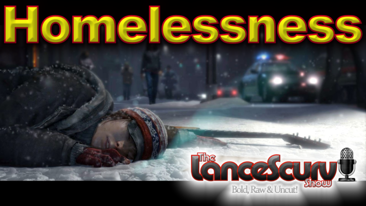 Homelessness Is Not A Vacation In Orlando Florida! - The LanceScurv Show