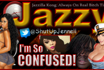 "Kween Jazzilla ""Jazzy"" Kong Is So Confused! – The LanceScurv Show"