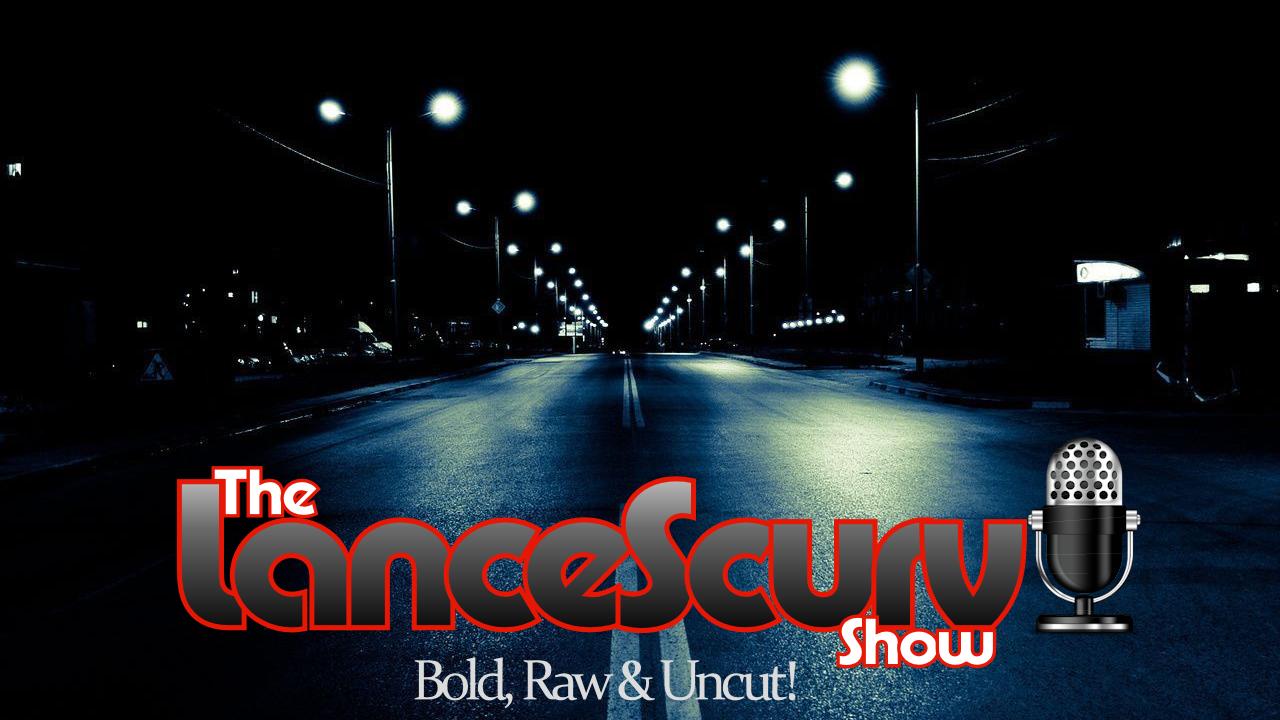 LanceScurv Show Logo Dark Street