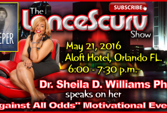 Dr. Sheila D. Williams Ph.D. Speaks On Her