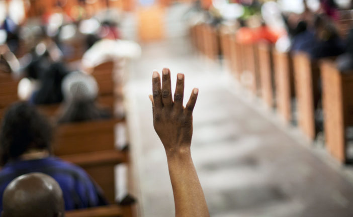 Hallah's Challenge To The Black Church Hierarchy Hustlers: