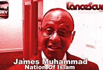 James Muhammad Of The Nation Of Islam - The LanceScurv Show