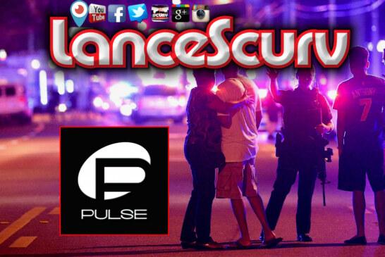 The Orlando Nightclub Terror Attack: Civil Liberties, Guns & Gays! - The LanceScurv Show