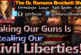 Taking Our Guns Is Stealing Our Civil Liberties! - The Dr. Ramona Brockett Show