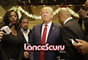 Unacceptable Black Manhood, Obama's Legacy, The Goldwater Girl & Racist Trump! - The LanceScurv Show