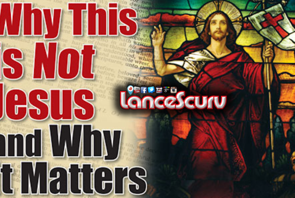 Were Stolen Africans Deceived By A Fake Jesus To Keep Us Subservient To The Slavemaster? – The LanceScurv Show