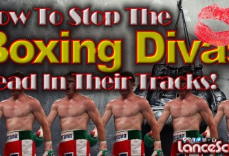 How To Stop The Boxing Divas Dead In Their Tracks! - The LanceScurv Show