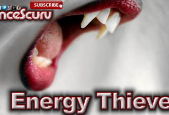 Energy Thieves & The Burned Out Enablers Who Love Them! - The LanceScurv Show