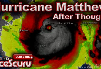 Hurricane Matthew After Thoughts! - The LanceScurv Show