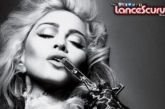 Madonna Promises Oral Sex For All Who Vote For Hillary Clinton! - The LanceScurv Show