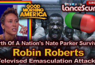Birth Of A Nation's Nate Parker Survives Robin Roberts Televised Emasculation Attack! - The LanceScurv Show