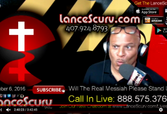 If Jesus Is The Anti-Christ, Will The Real Messiah Please Stand Up? - The LanceScurv Show