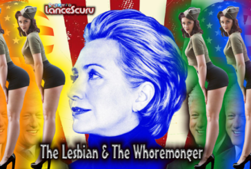 Lesbian Hillary & Whoremonger Bill: Inside The Clinton's Freakish & Mutually Beneficial Arranged Political Marriage!