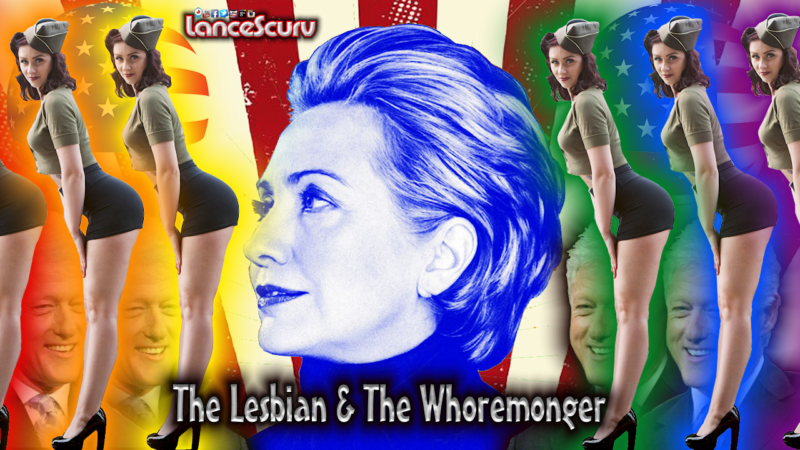 The Lesbian & The Whoremonger