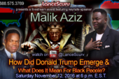 How Did Donald Trump Emerge & What Does It Mean For Black People? - The LanceScurv Show
