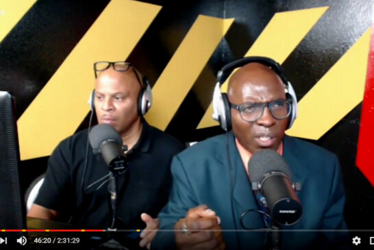 Dr. Vibert Muhammad On Donald Trump, Fidel Castro & The State Of Black America! - The LanceScurv Show