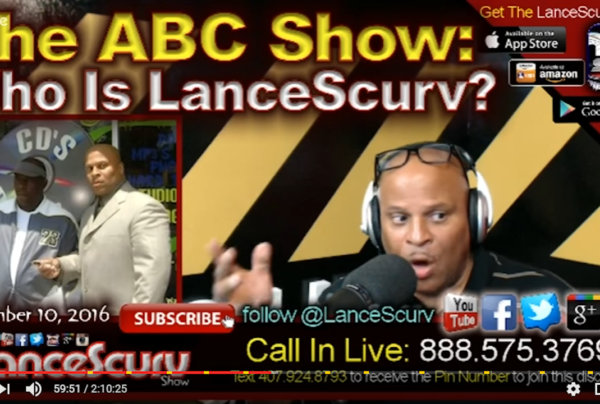 The Late Night Truth Discussion! – The LanceScurv Show