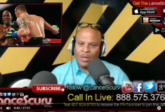 Bernard Hopkins Loss, Conscious Community Beef & Being Too Old For Drama! - The LanceScurv Show