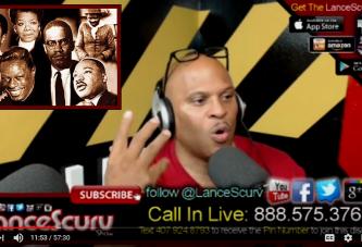 We Must Take Responsibility To Teach Our Own History & Preserve Our Culture! - The LanceScurv Show