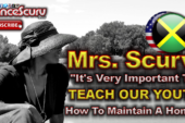 It's Very Important To Teach Our Youth How To Maintain A Home! - The LanceScurv Show