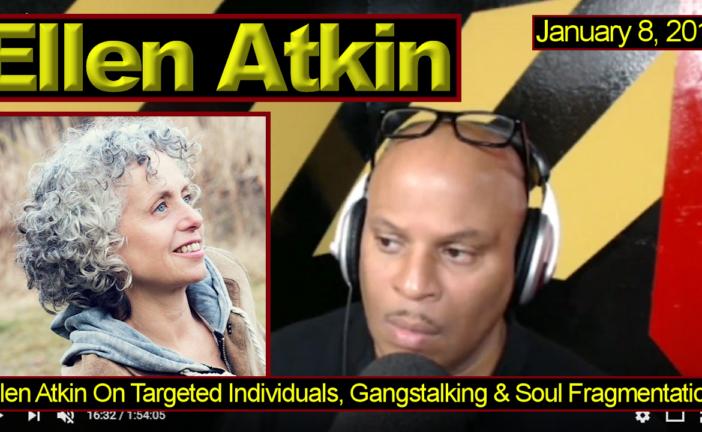Ellen Atkin On Targeted Individuals, Gangstalking & Soul Fragmentation! - The LanceScurv Show
