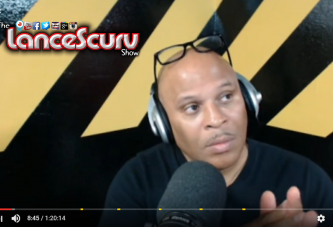 We As Black People Will Never Get Anywhere If We're Not Willing To Sacrifice! - The LanceScurv Show