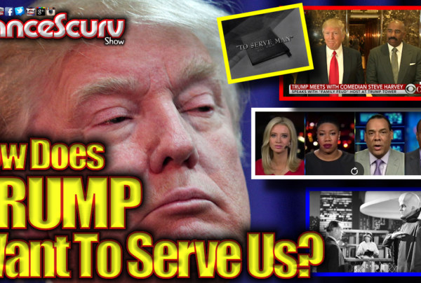 Black People Beware: How Does Trump Really Want To Serve Us? – The LanceScurv Show