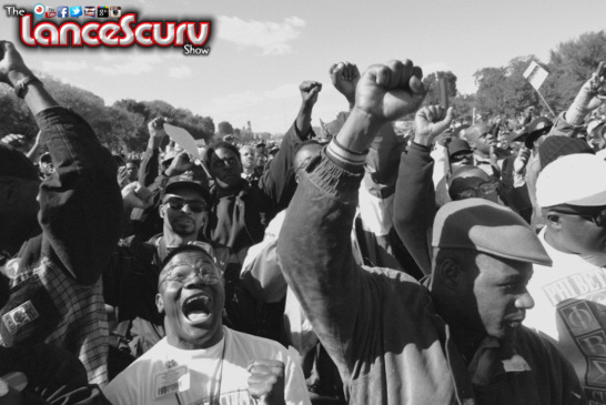 Black Unity Will Always Be A Threat To The Racist White Mind! – The LanceScurv Show