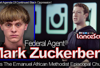 Federal Agent Mark Zuckerberg: The Reincarnation Of Dylann Roof? - The LanceScurv Show