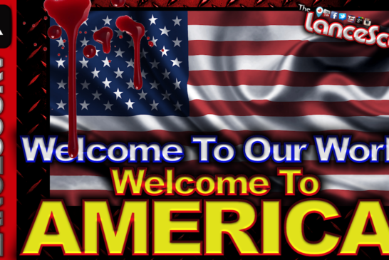 Asian Tears: Welcome To Our World, Welcome To America! - The LanceScurv Show
