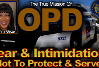 The Orlando Police Dept. Mission: Fear & Intimidation, Not To Protect & Serve! - The LanceScurv Show