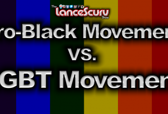 Pro-Black Movement VS. LGBTQ Movement | Gay Agenda