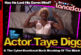 Actor Taye Diggs In Drag & The Cyber Emotional Buck Breaking Of The Black Man! - The LanceScurv Show