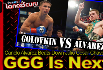Canelo Alvarez Beats Down Julio Cesar Chavez Jr! GGG IS NEXT! - The LanceScurv Show