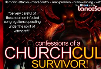 Confessions Of A CHURCH CULT SURVIVOR! - The LanceScurv Show