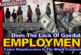 Does The Lack Of Gainful Employment Cause Hopelessness In The Black Community? - The LanceScurv Show