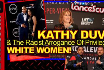 Kathy Duva & The Racist Arrogance Of Privileged White Women! - The LanceScurv Show
